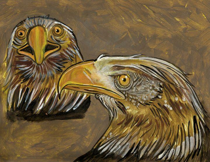 eagle - Americo Salazar