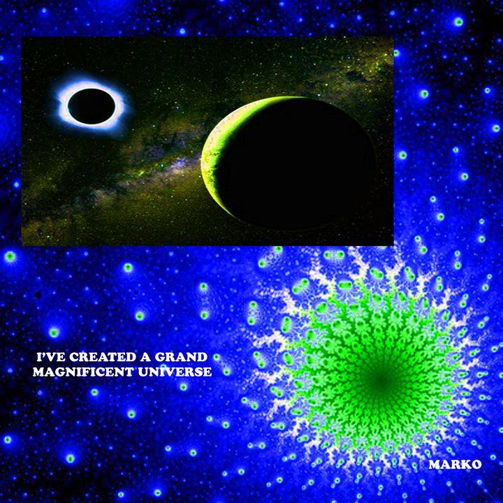 THE UNIVERSE #1 - FANTASORIUM