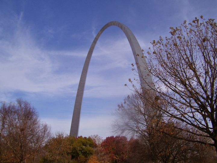Fall in Arch - Carrie's Captured Treasures