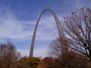Fall in Arch