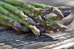 Fresh Asparagus - Anna | Reyna Photography