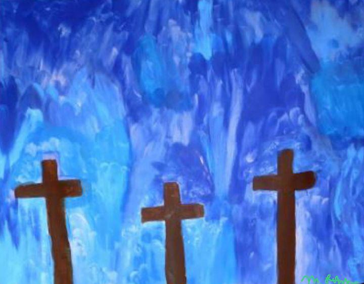 Salvation - Abstractmark
