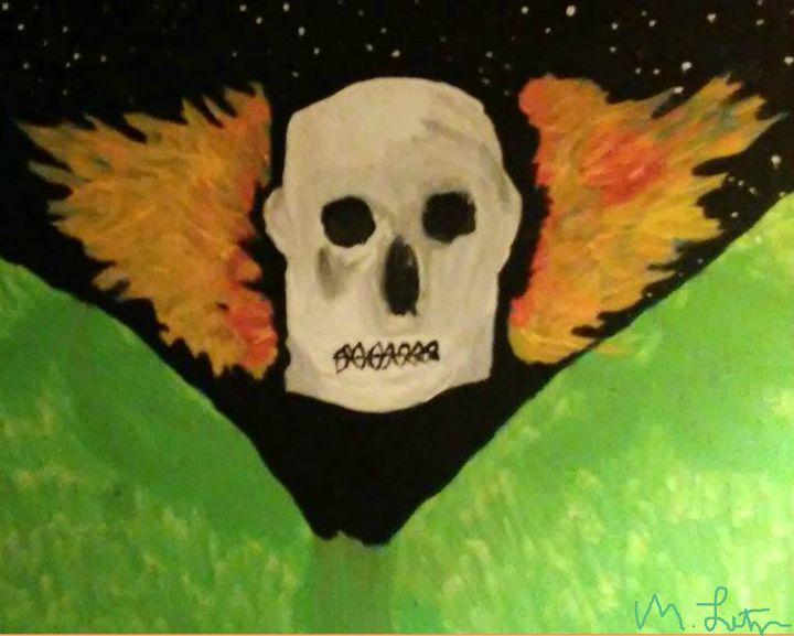 LIFE VS DEATH - Abstractmark