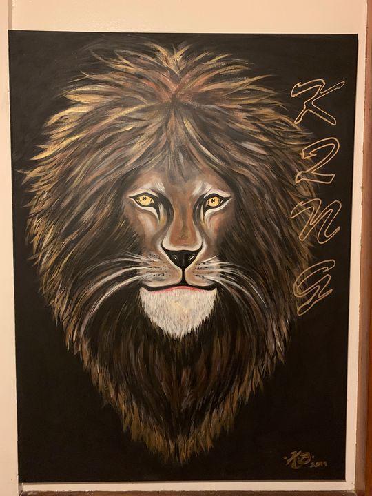 King - K Beydoun Art