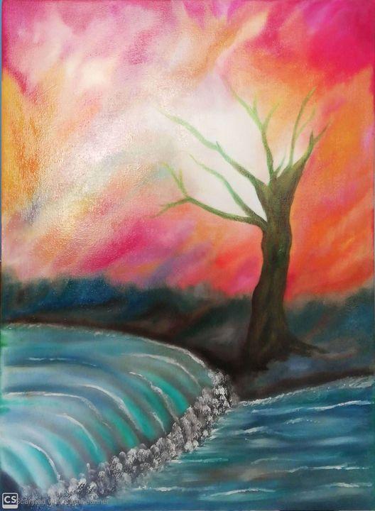 the solo tree - Menna Adel Gallery