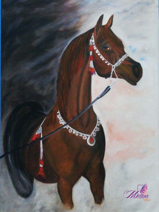 Arabic Hours - Menna Adel Gallery
