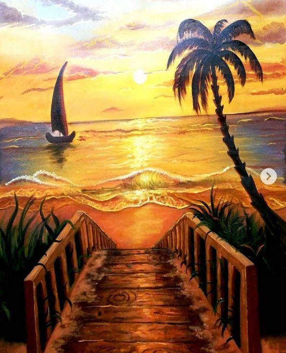 sunset - Menna Adel Gallery