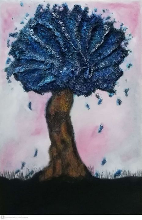 the falling leaves - Menna Adel Gallery