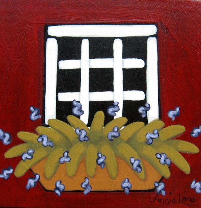 Summer Home - Annie Lane Folk Art
