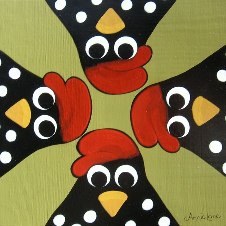 Bug - Annie Lane Folk Art