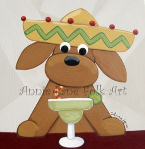 Cinco de Mayo - Annie Lane Folk Art