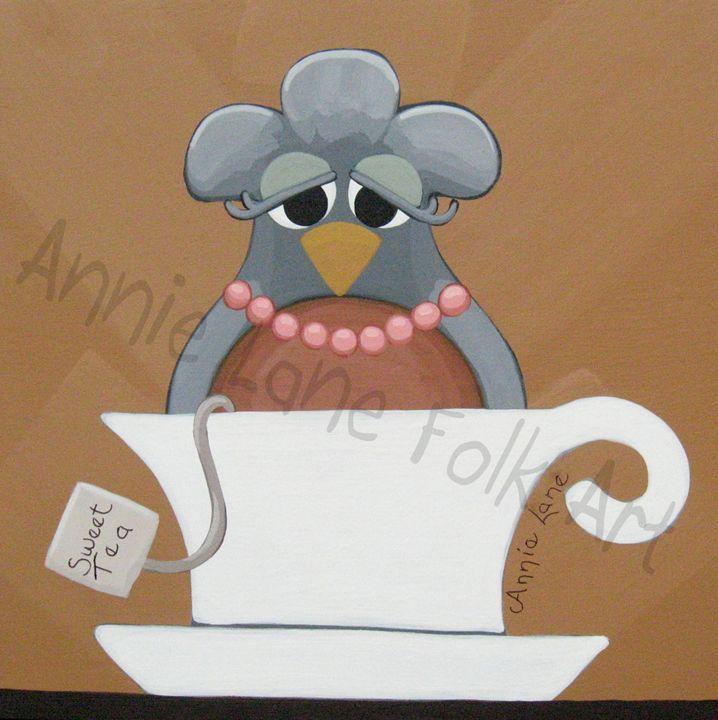 Sweet Tea - Annie Lane Folk Art