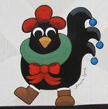 Merry Cluckin Christmas