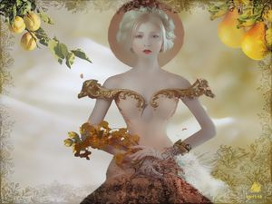 Autumn Goddess