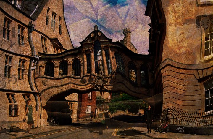 Oxford - Mel Beasley Arts