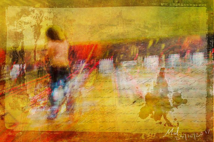 Bowling - Mel Beasley Arts