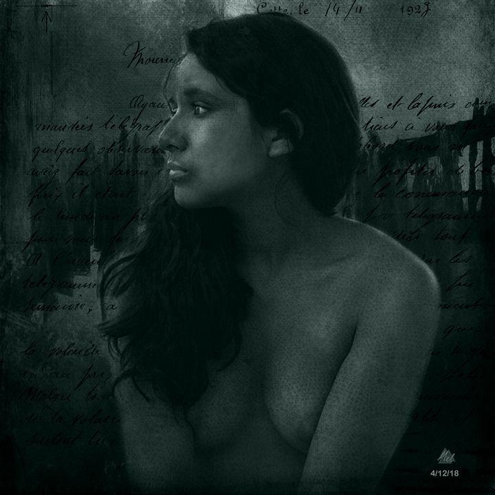 Anxiety - Mel Beasley Arts