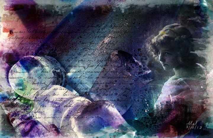 Romance - Mel Beasley Arts