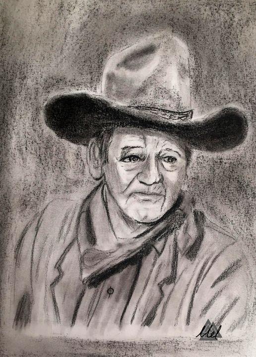 The Duke. - Mel Beasley Arts