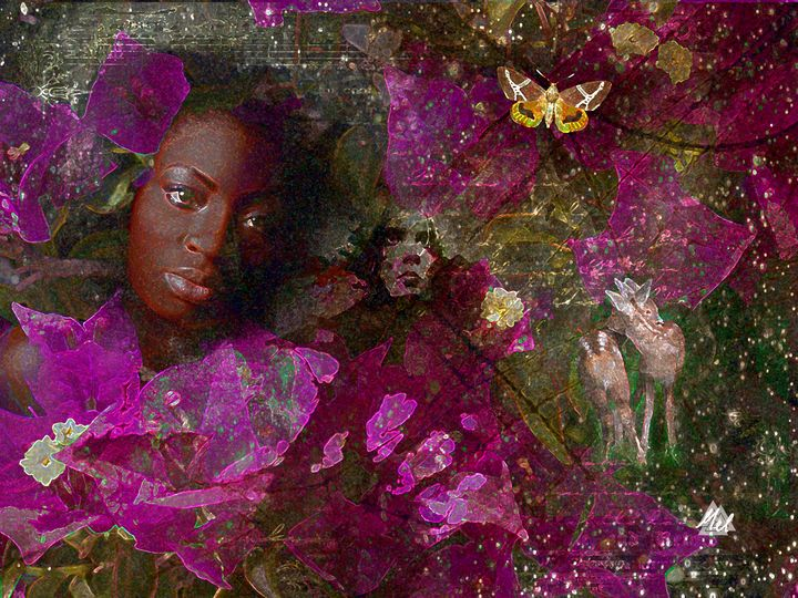Magickal - Mel Beasley Arts