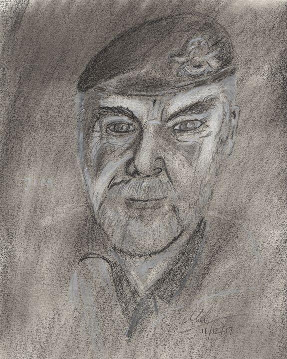 Army Vet. - Mel Beasley ARPS