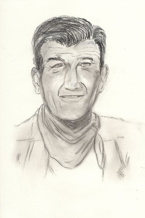 John Wayne - Mel Beasley ARPS
