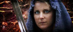 Rune Blade - Mel Beasley Arts