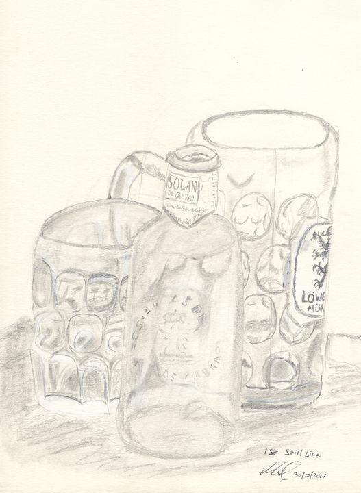 Glasses - Mel Beasley ARPS