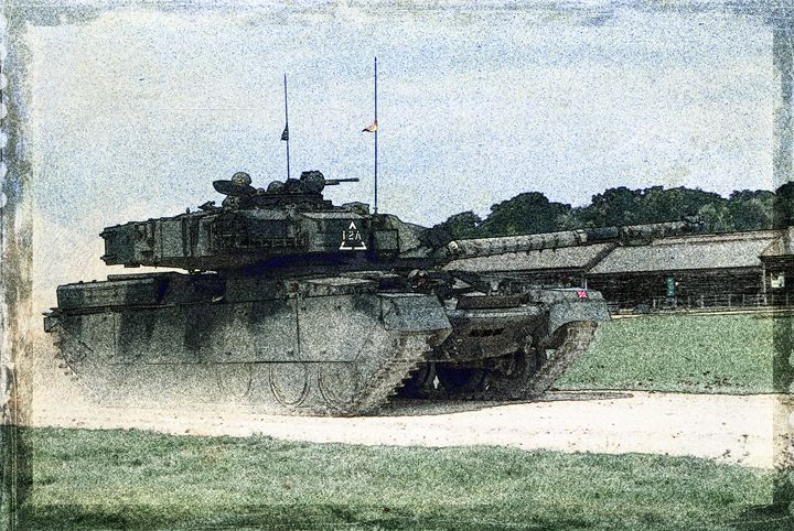 Chieftain MBT - Mel Beasley Arts