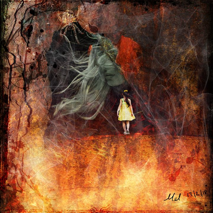 Nightmares - Mel Beasley ARPS