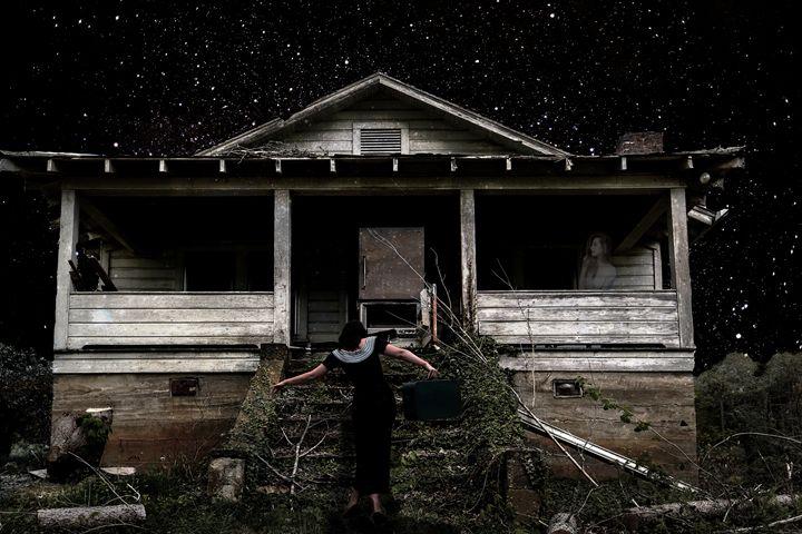 The House - Mel Beasley Arts