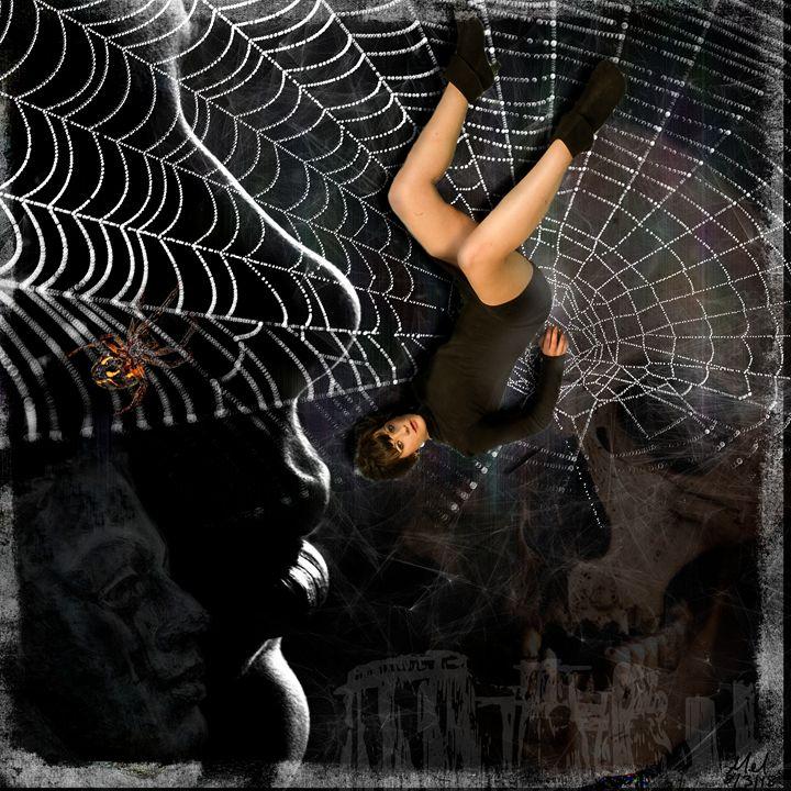 The Web of Wyrd - Mel Beasley Arts