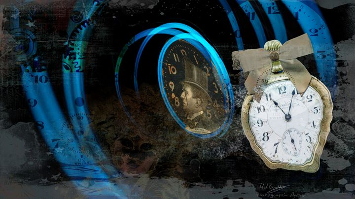 Time - Mel Beasley Arts