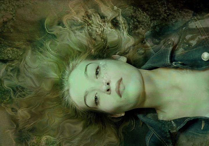 Undine - Mel Beasley Arts