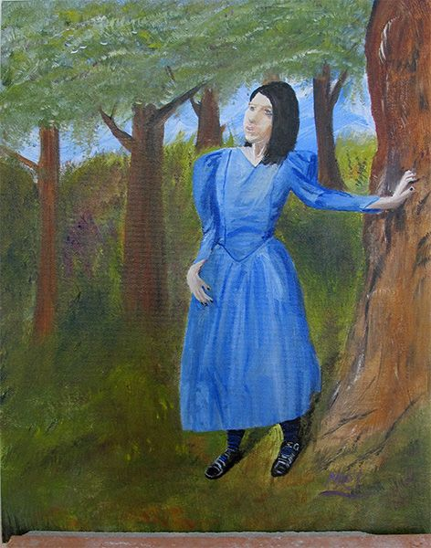 Alice - Mel Beasley Arts