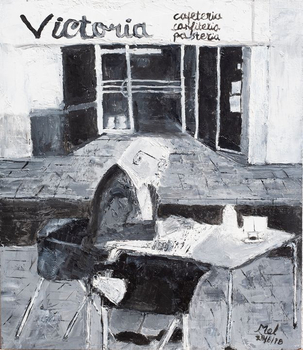 Old Man - Mel Beasley Arts