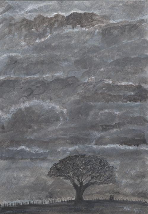 Stormy Day - Mel Beasley Arts
