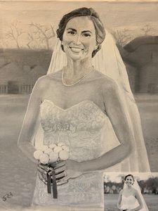 Portrait of a Bride - Master Pieces
