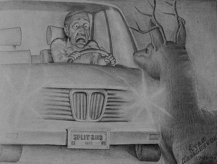 Deer in Headlights - Master Pieces