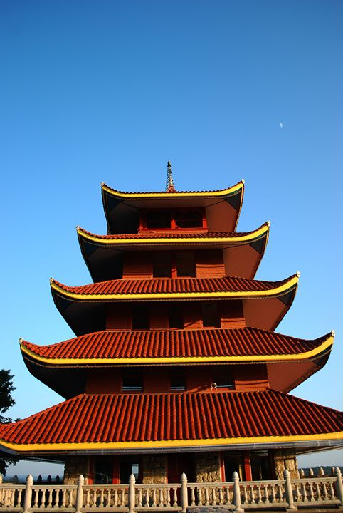 Pagoda - Emily O'Donnell's Fine Art Photography
