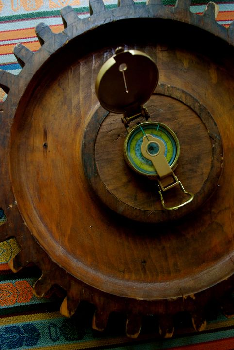 Compass - Emily O'Donnell's Fine Art Photography
