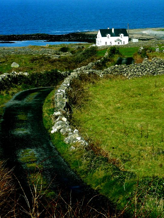 Irish Cottage - Emily O'Donnell's Fine Art Photography