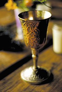 Celtic Chalice