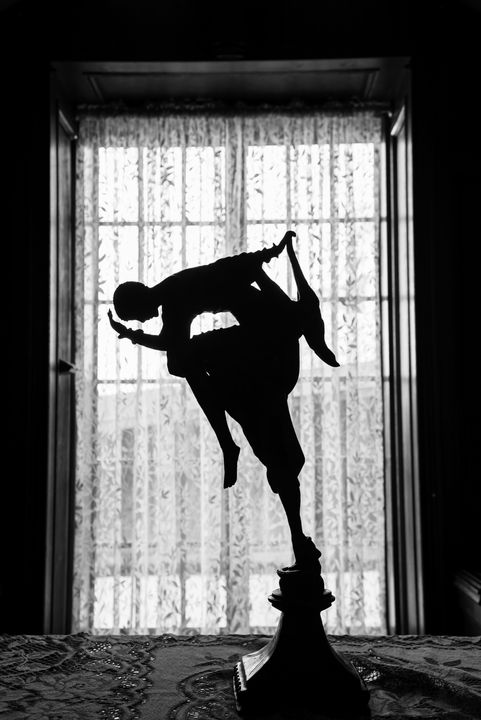 Black and White Sculpture - Emily O'Donnell's Fine Art Photography