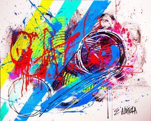 street art abstract - Eimer NaterART
