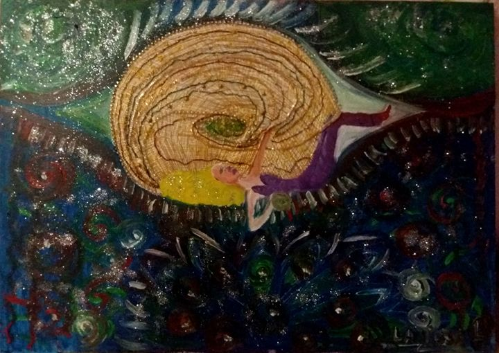 Eye of universe(exclusive) - Lanissa