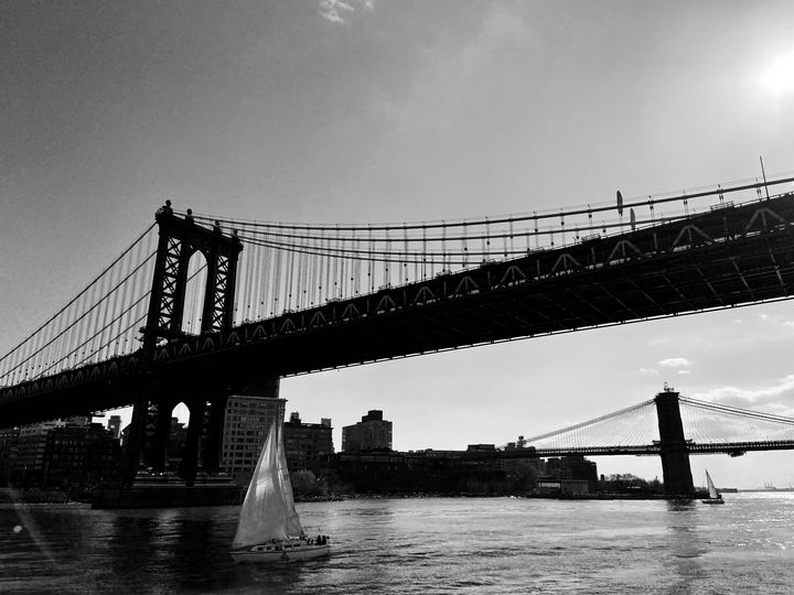 Two bridges - Haydee