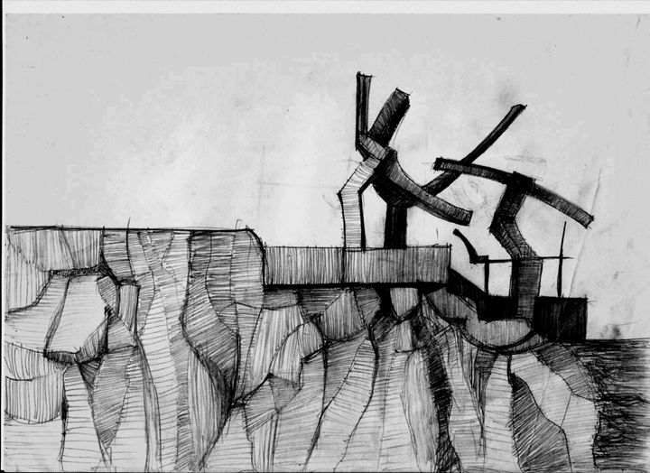 escultura - almasurarquitectura