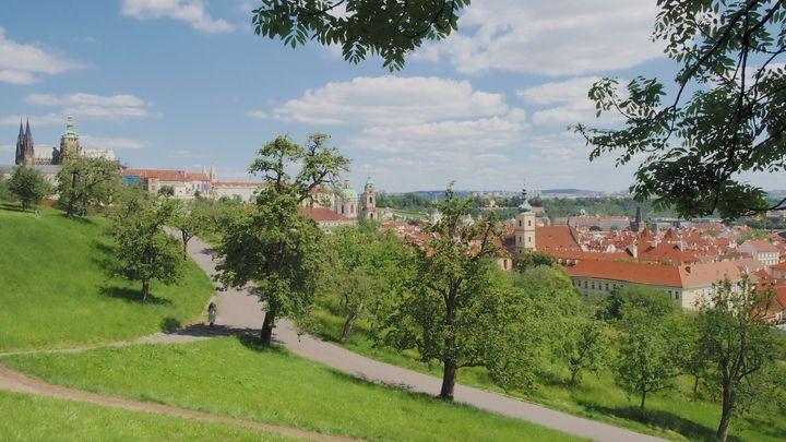 La Vista dalla Collina di Petřín - Glomes en Voyage
