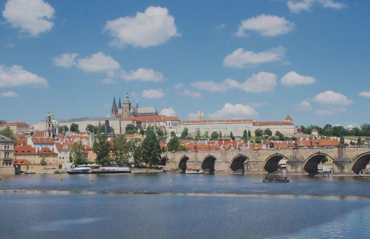 Die Prager Burg - Glomes en Voyage